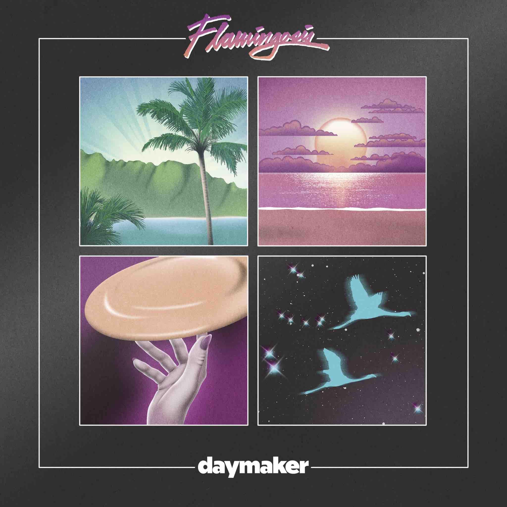 FLAMINGOSIS ANNOUNCES FULL-LENGTH ALBUM DAYMAKER