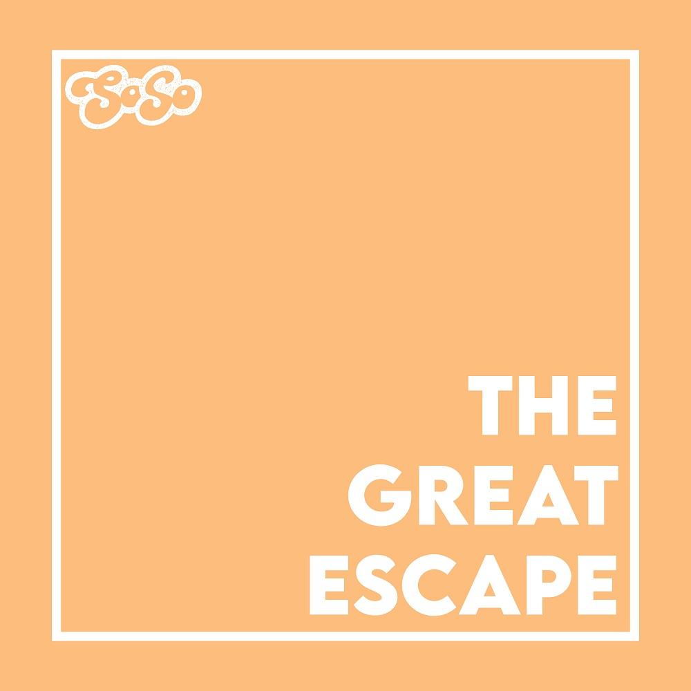 Sydney's SoSo Release New Single 'The Great Escape'