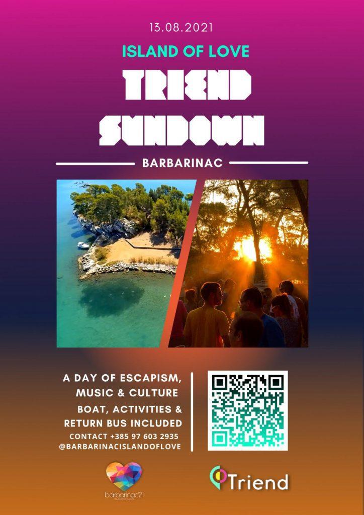 Triend Sundown - Party